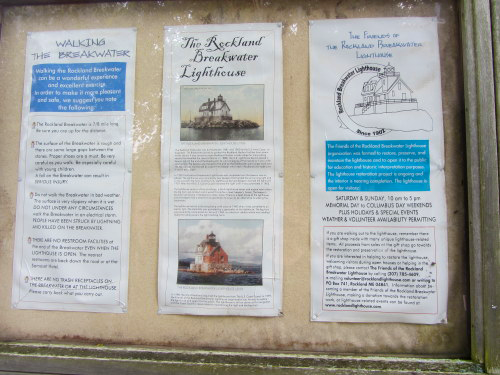 the lighthouse East Coast Road Trip   We are moving to Maine