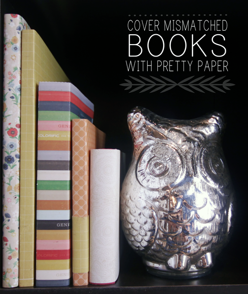 wallpaper your books