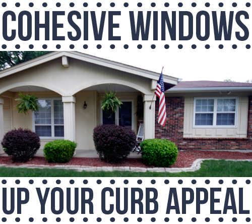 blinds up your curb appeal