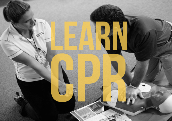 monday matters learn some cpr